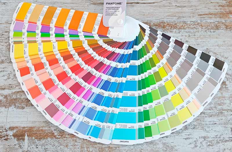 Colores / Metalizados